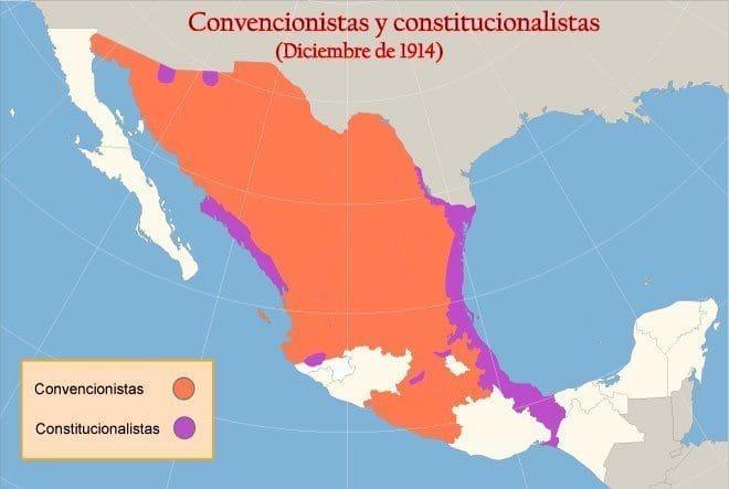 Revolucion mexicana 1914
