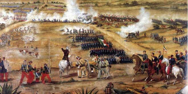 Batalla de Puebla o del 5 de mayo