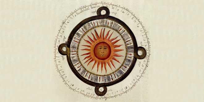 Calendario Azteca o Méxica