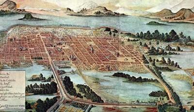 Ciudad de México en el virreinato