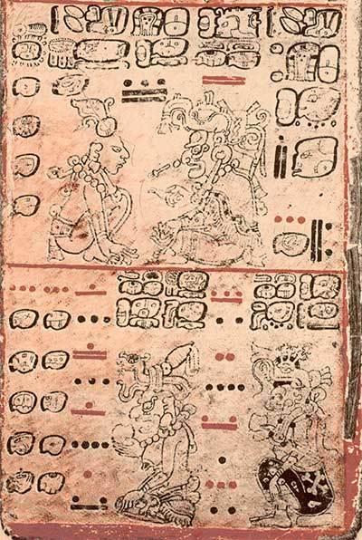 La escritura maya | Historia Mexicana