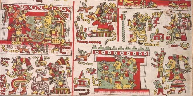 cultura mixteca codice