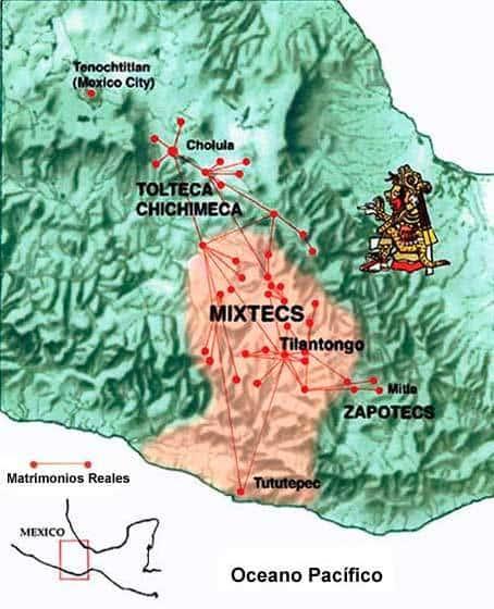 expansion cultura  mixteca