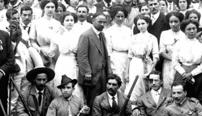 Francisco Madero en la revolución