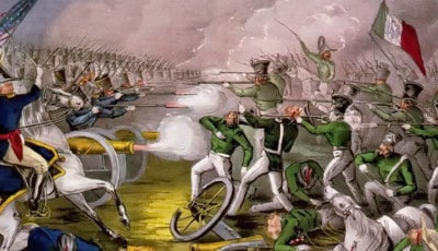 Guerra Mexico y Estados Unidos