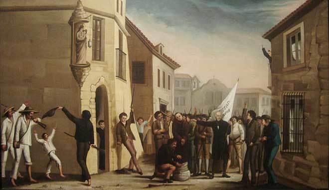 Sublevación de Miguel Hidalgo