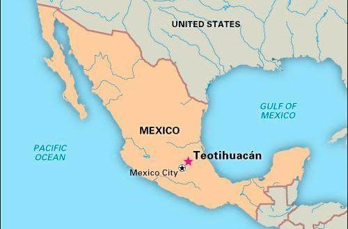 mapa teotihuacan