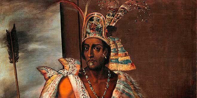 Moctezuma Ii Historia De México