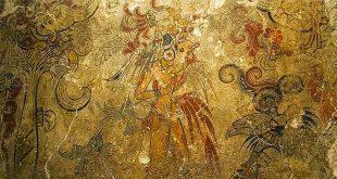 mural sbartolo guerras floridas