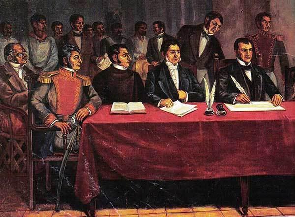 proclamacion independencia mexico