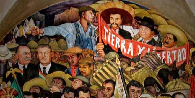 La Revolución Mexicana