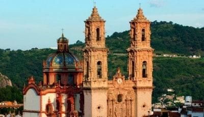 Santa Prisca de Taxco, Guerrero